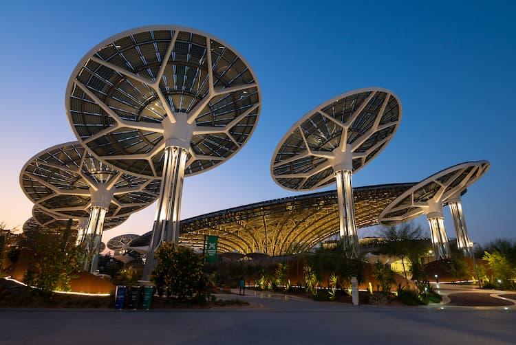 Expo Dubai pavillions