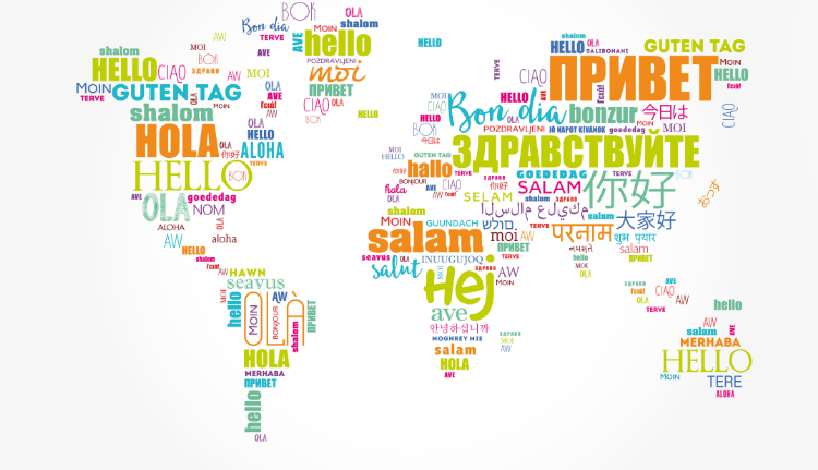 world and languages