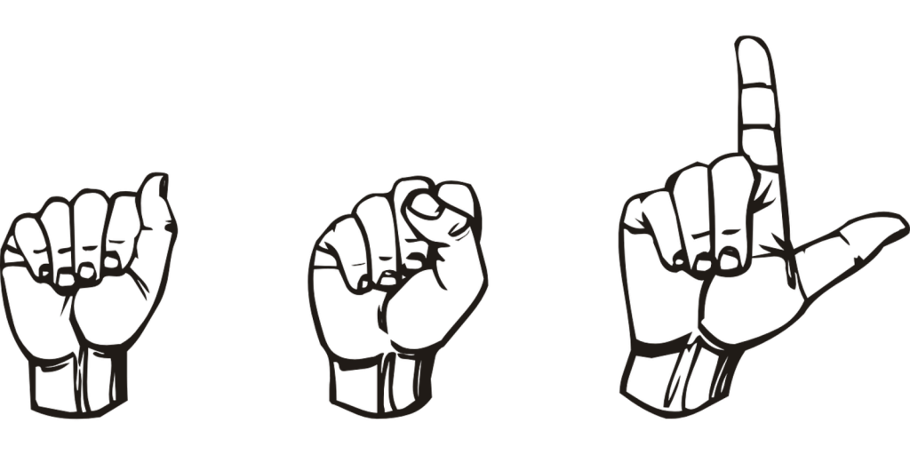 Immagine Sign Language 1
